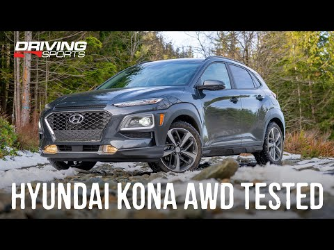 2020 Hyundai Kona Ultimate AWD Review And OffRoad Test