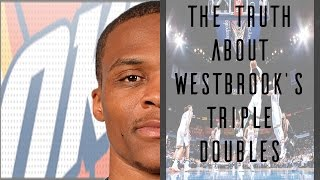 Video The Truth About Russell Westbrook's Triple Doubles download MP3, 3GP, MP4, WEBM, AVI, FLV Juli 2018
