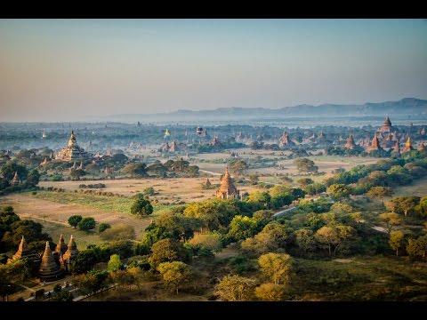 Myanmar: Top 10 Tourist Attractions - Myanmar Travel Video