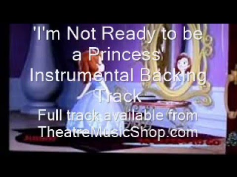 I'm not ready to be a Princess (Sofia the First)