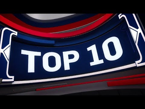 NBA Top 10  Plays of the Night   Nov 12,  2018