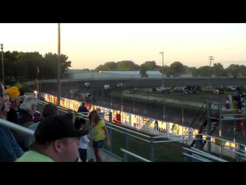Modified Heat 4 @ Fairmont Raceway 08/05/16