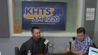 Scott Drake - City Council Applicant On KHTS (Jan 9, 2017) -- Santa Clarita