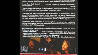 Gene Clark The Rongo 1990 5. The World Turns All Around Here