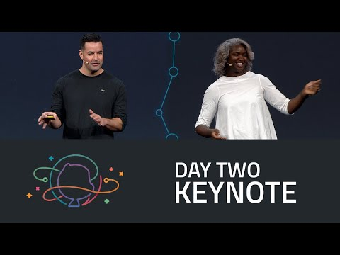 Opening Keynote Day 2 - GitHub Universe 2017