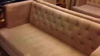видео Химчистка диванов в Москве