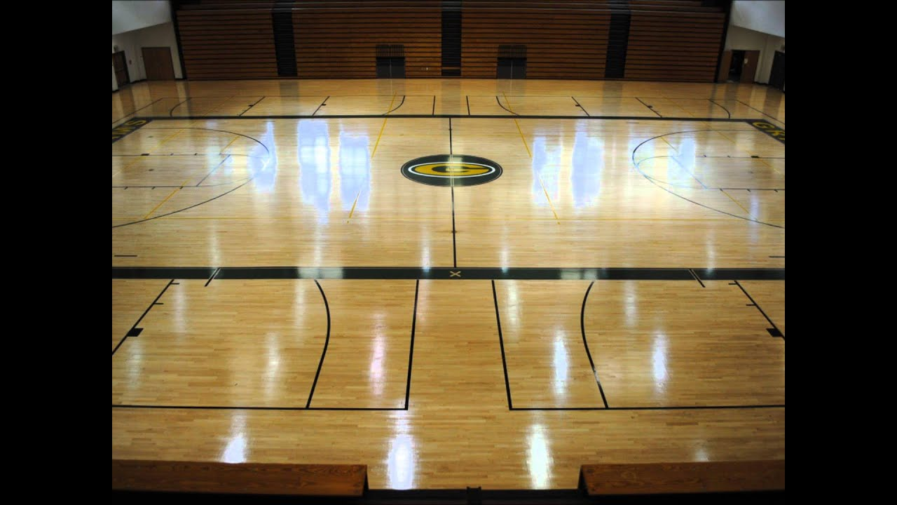 Gym floor logos basketball court logos sport floor logos for How to build a basketball gym