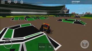 Roblox Monster Jam Commentary #193 (Gavin Gruber)