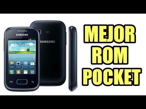 MEJOR ROM Samsung Galaxy Pocket (S5301L) | Fluidez y Batería