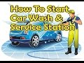 How To Make Car Wash (Business)