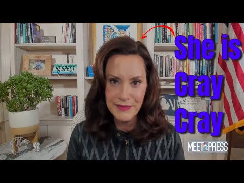 Gretchen Whitmer Goes Off the Deep End | Pags Reaction