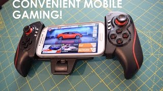 BEBONCOOL Bluetooth Android Game Controller Unboxing and Overview