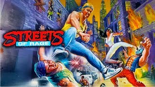 Streets of Rage Classic by SEGA [Android/iOS] Gameplay ᴴᴰ