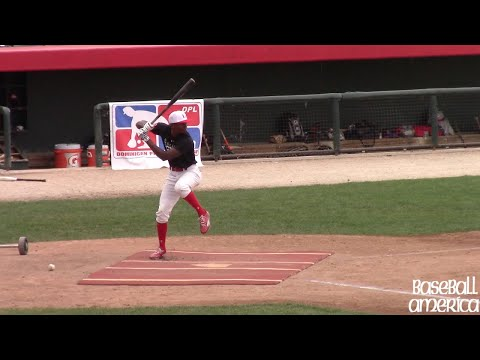 MARCO LUCIANO, 2018 SS/OF, DOMINICAN REPUBLIC