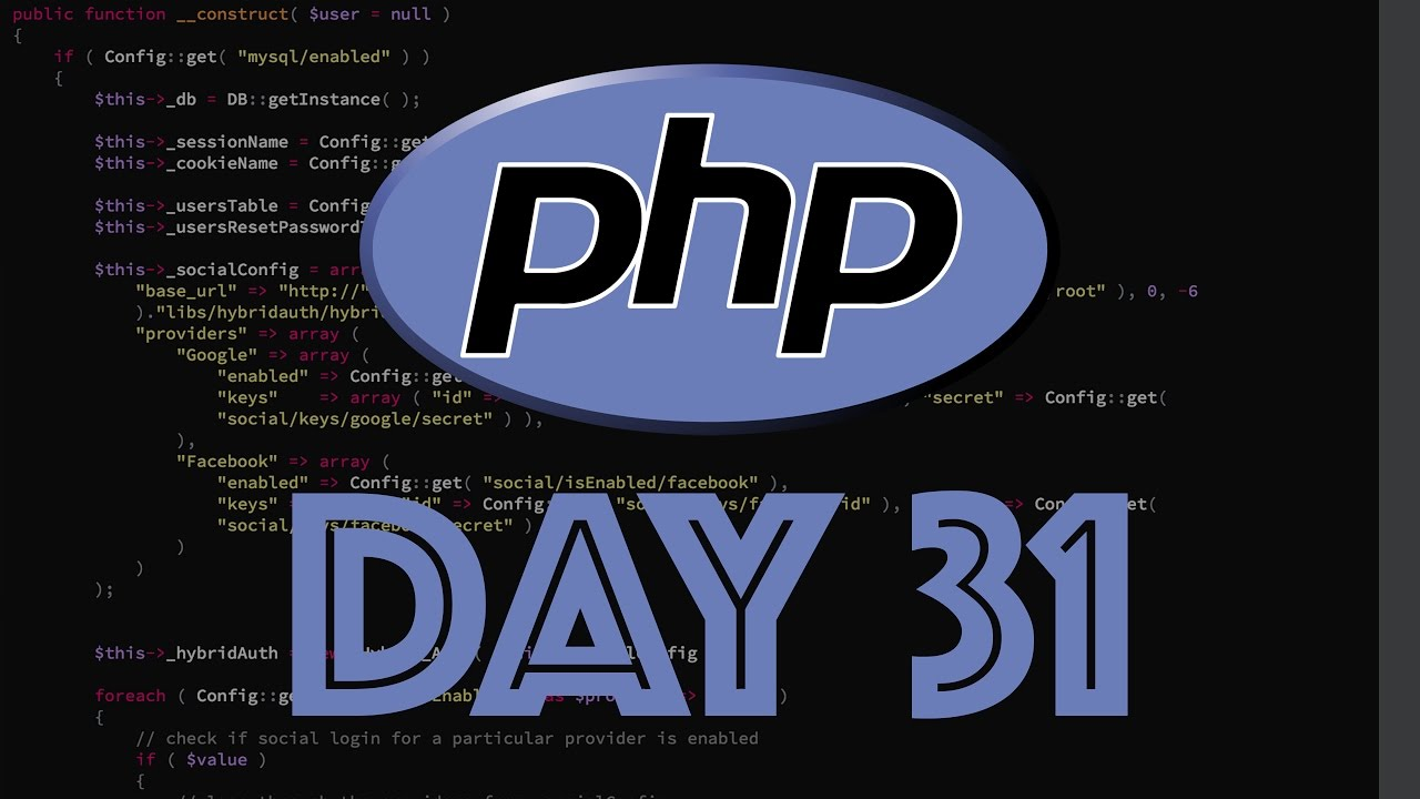 Ge Sso Login Php Web Framework Day 31 Sso Auth Part 1 Youtube