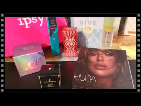 Repeat Ipsy Glam Bag Plus - July 2019 with Maureen McD by UnBoxIt