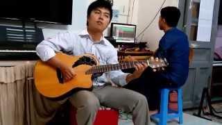 Chân tình guitar (Nguyễn Xuân Tùng) -  Lớp nhạc Giáng Sol