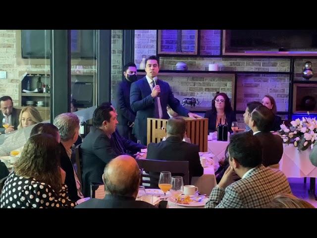 Nuestra democracia está en peligro: Felipe Fernando Macías
