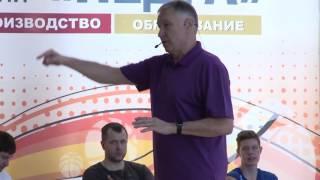 Сергей Елевич «Борьба против заслонов, раннее нападение, защита SOS»