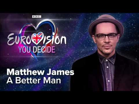 Matthew James  A Better Man