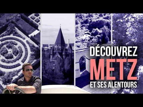 Histoire, nuit insolite, activités... Metz et ses alentours, une destination estivale