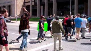 14th Annual Cleveland Peace and Freedom Rally & Global Marijuana March