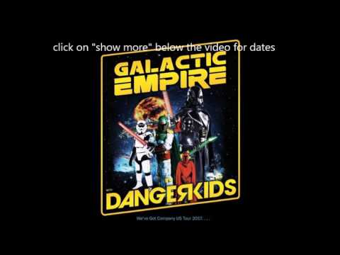 Galactic Empire the 'Star Wars' themed heavy metal band U.S. tour announced!