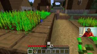 Секретный стрим Папича по игре Minecraft...