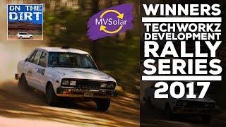 Datsun Stanza WINS - Development Rally Series 2WD