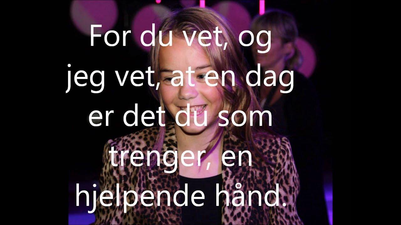 sval-trenger-deg-lyrics-pia-nervik