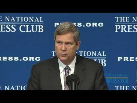 NPC Luncheon with Sec. Tom Vilsack