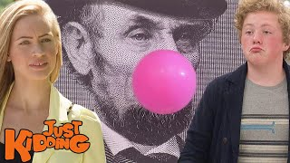 Terrible Gifts, Mystical Boxes, & Bubble Gum Art   Best of Just Kidding Pranks