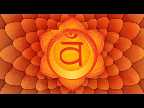SACRAL CHAKRA Healing Meditation Music | BOOST SELF ESTEEM & CREATIVITY - Heal Thyself Swadhishthana