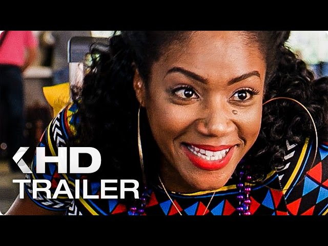 GIRLS TRIP Red Band Trailer (2017)