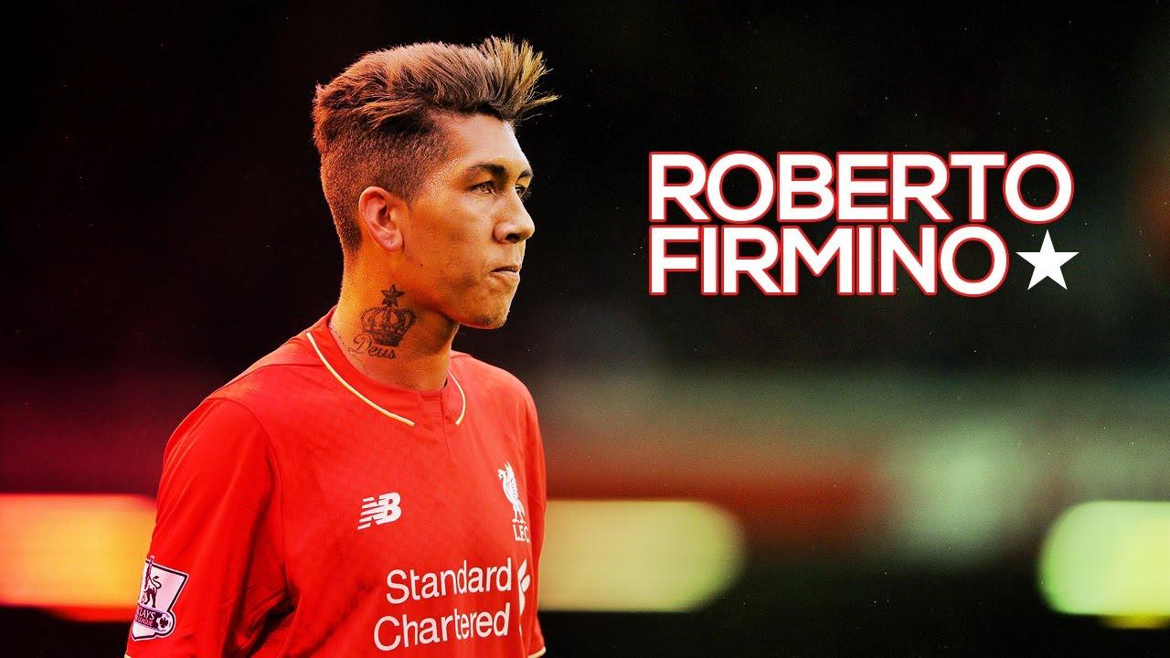 Roberto Firmino Skills & Goals 2016 Liverpool FC