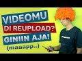 Apa Itu Reupload Youtube Maaf Terpaksa Saya  Mp3 - Mp4 Download