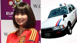 女優の日南響子(19)が都内で車にひかれ、一時意識不明だったと、8...
