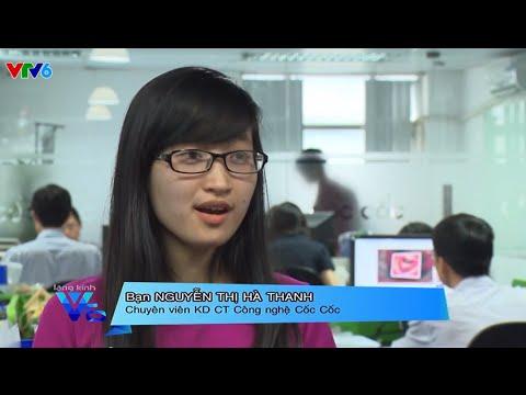 VTV6 – Thực tập Sales&Online Marketing tại Cốc Cốc