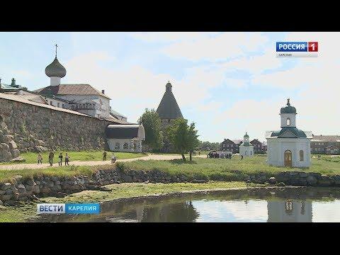 Белое море и Соловки привлекают туристов