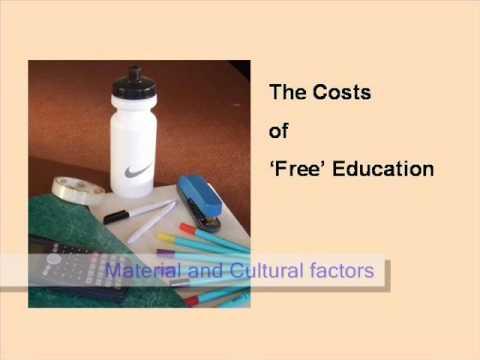 Sociology - Social class and education