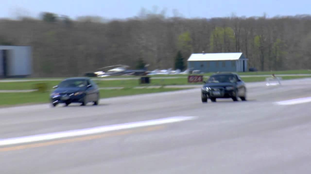 BMW 330i (E90) vs Audi A4 (B7) | Doovi