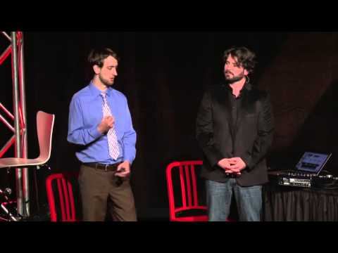 New music, new instruments: Scott Stevenson & Dr. Andrew Staniland at TEDxStJohns
