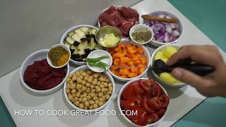 Beef Stew Recipe - Arabic Middle Eastern Style