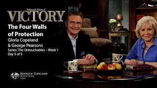 The Four Walls of Protection (Psalm 91) with Gloria Copeland and George Pearsons (Air Date 10-16-15)
