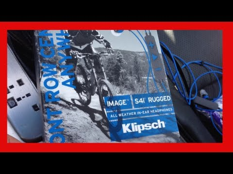 Klipsch S4i Headphone Review Vs Iphone 5 Earpods