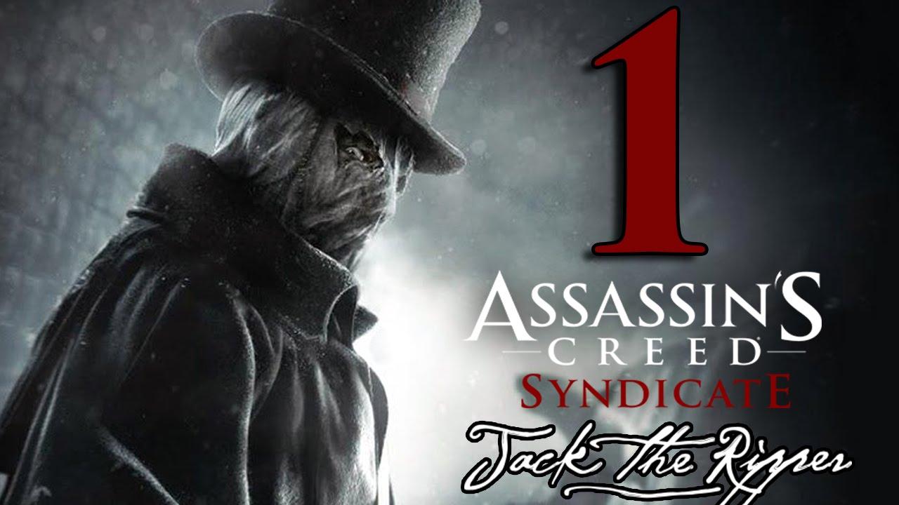 Jack Lo Squartatore Assassin S Creed Syndicate Dlc Walkthrough Ita Hd Parte 1 Youtube