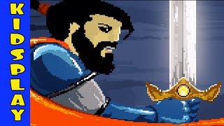 Игра для Мальчиков.Меч Xolan Экшн.Sword of Xolan GamePlay Action Game For Kids.Игры про Рыцарей