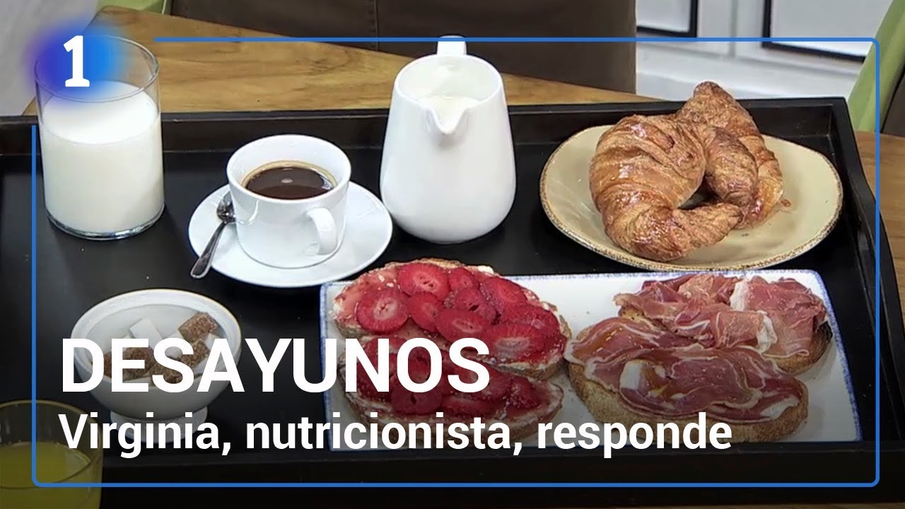 La importancia de los desayunos con virginia g mez for Torres en la cocina youtube