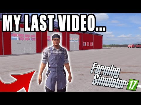 MY LAST FS17 VIDEO EVER... | TOP 20 FS17 VIDEOS | FARMING SIMULATOR 2017 thumbnail