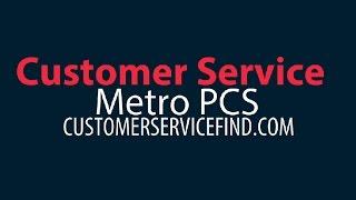 metro pcs customer service phone number